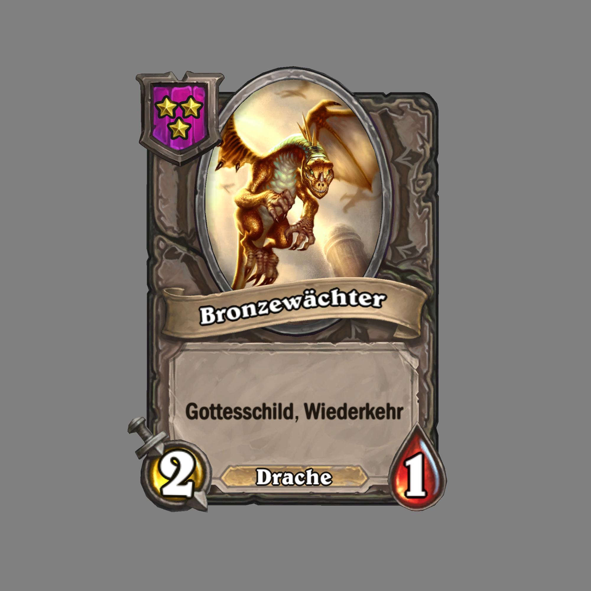 Bronzewächter