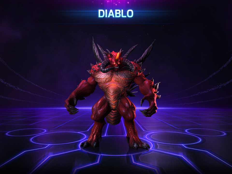Diablo Build Guide : SlobbeR--Double frontline Diablo :: Heroes of the Storm (HotS) Strategy Builds