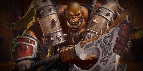 《爐石戰記》英雄歷史故事:戰士卡爾洛斯