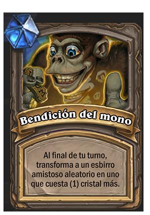 Bendición del mono