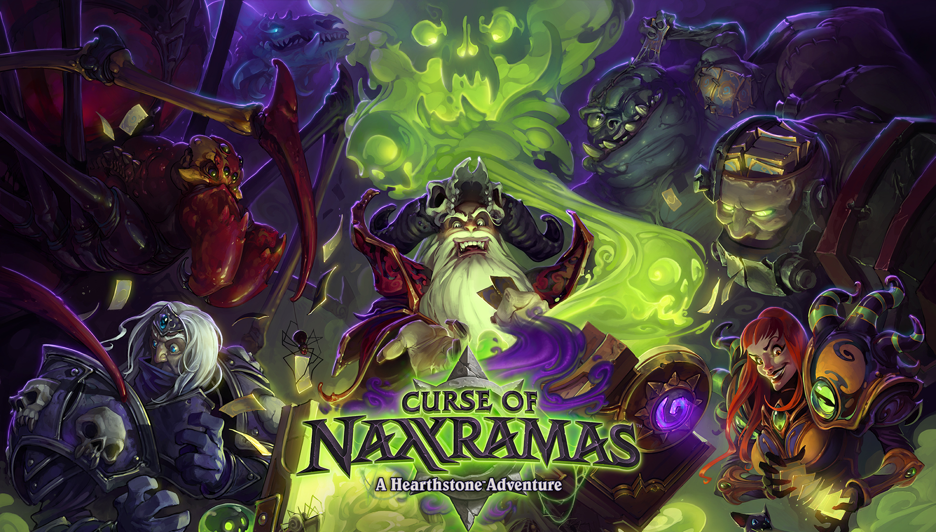 Beware the Curse of Naxxramas! - Hearthstone