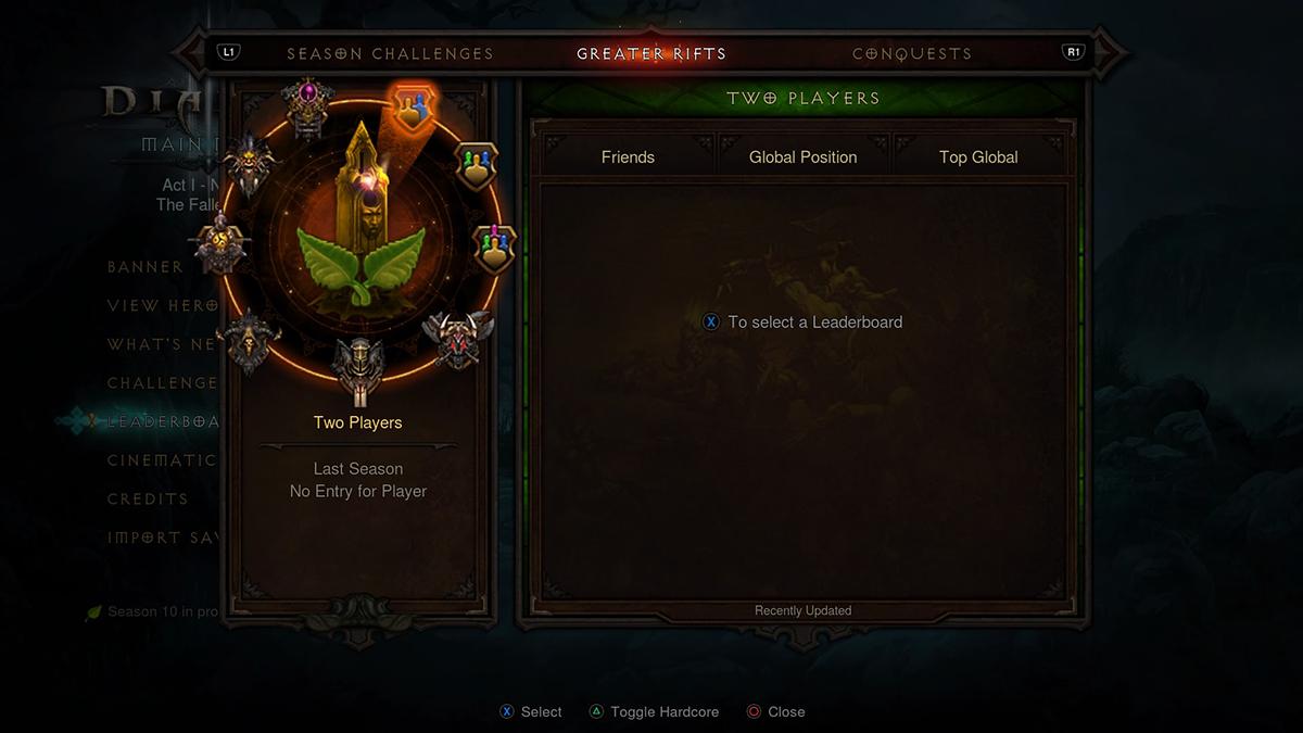 Diablo 3 profiles not updating
