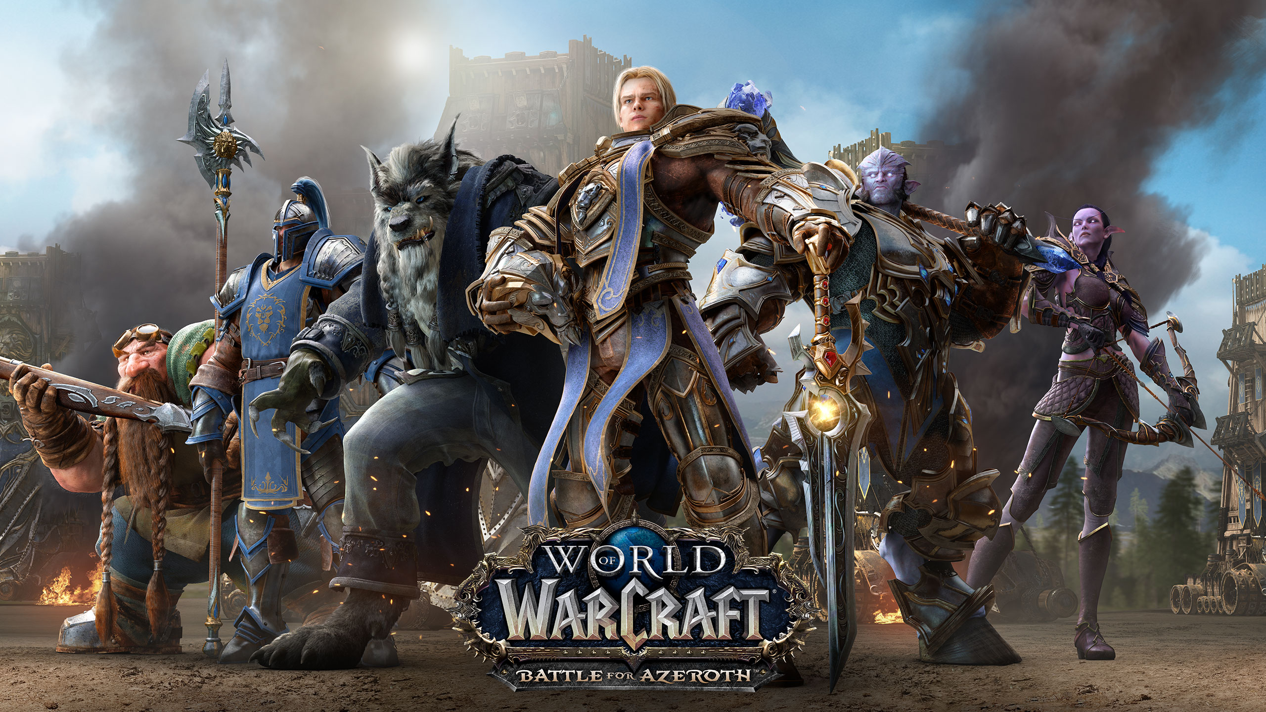 Resultado de imagen para World of Warcraft: Battle for Azeroth