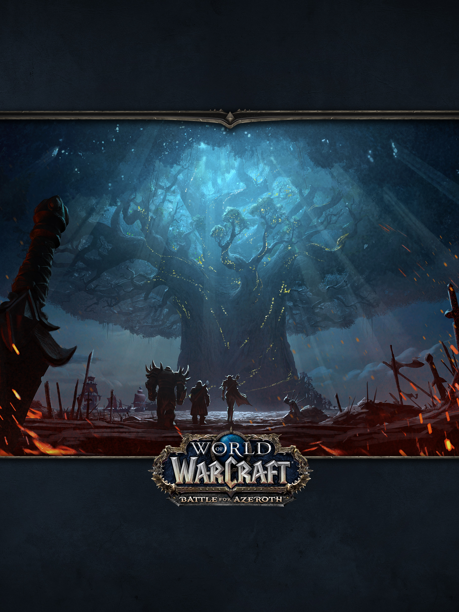 Battle For Azeroth Media Wow