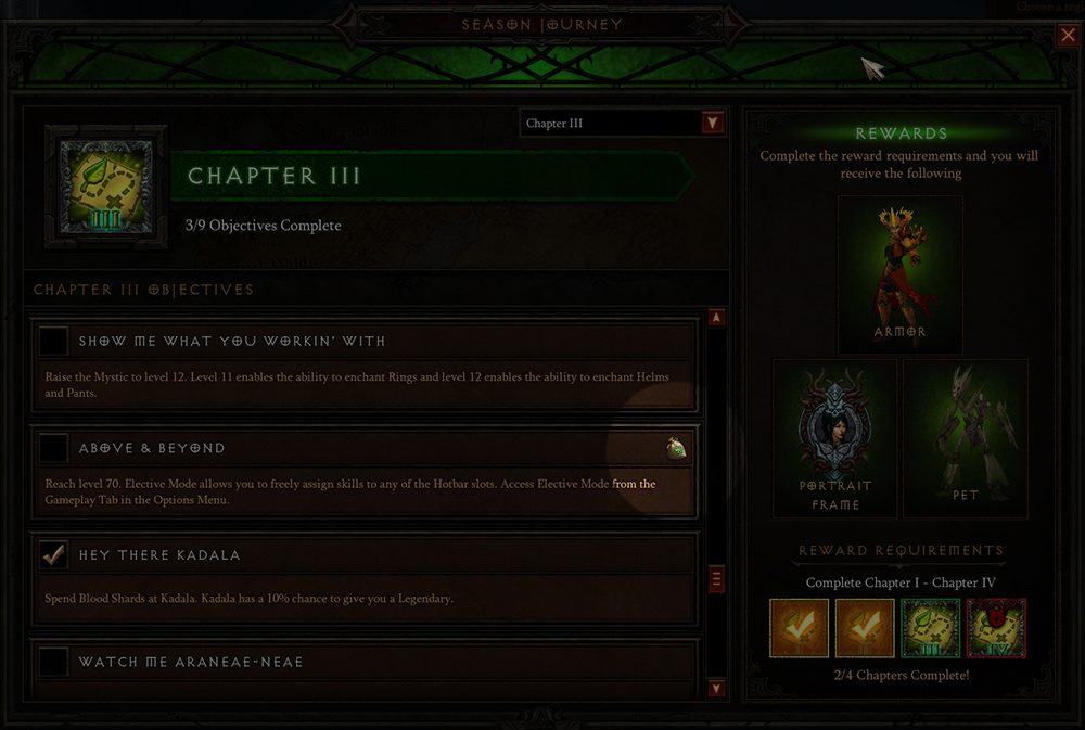 First Look - Season 5 - Diablo III