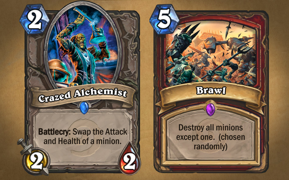 Hearthstone First Cards To Craft