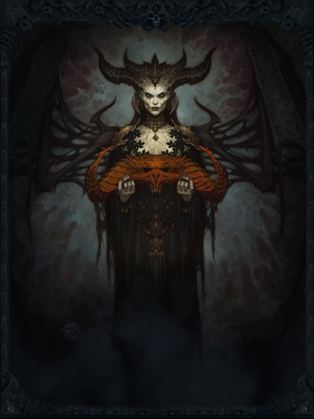 Lilith, Diablo IV