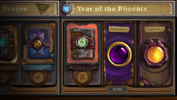 Year of the Phoenix Calendar