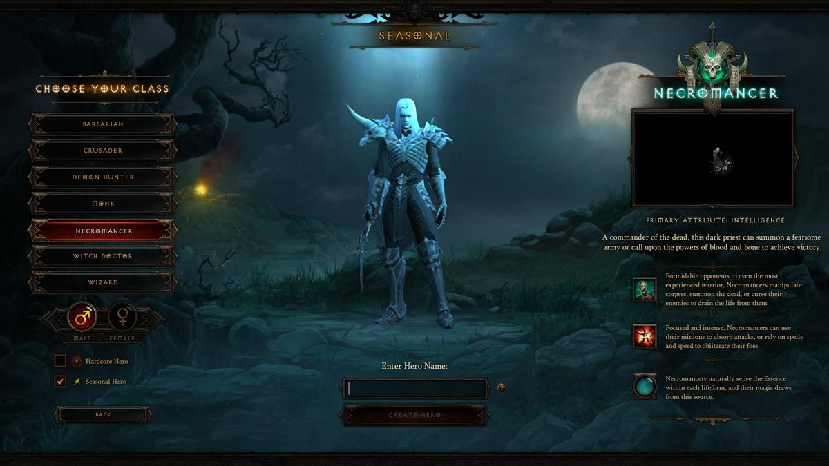 Season 13 Now Live - Diablo III