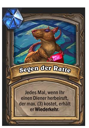 Segen der Ratte
