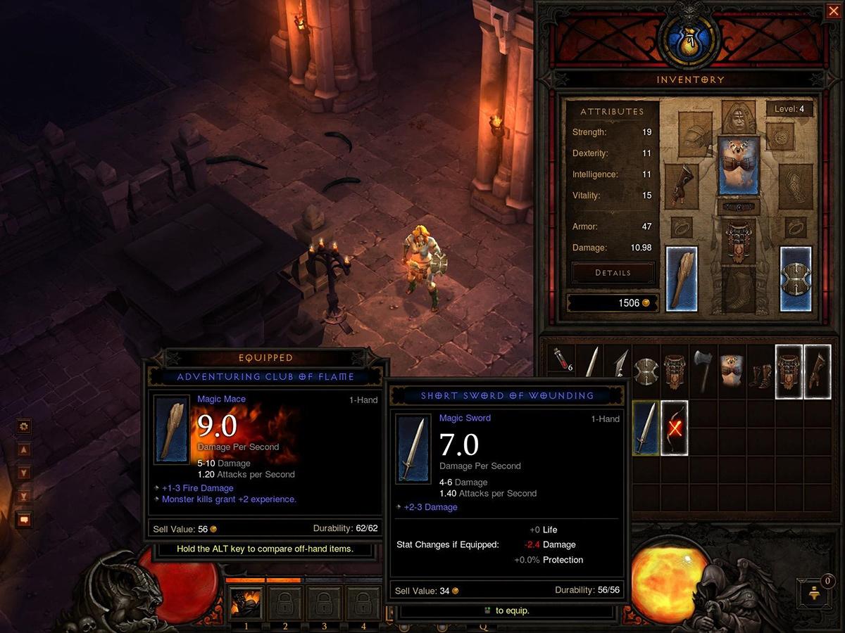 Diablo 3 Trade duplicate share and drop