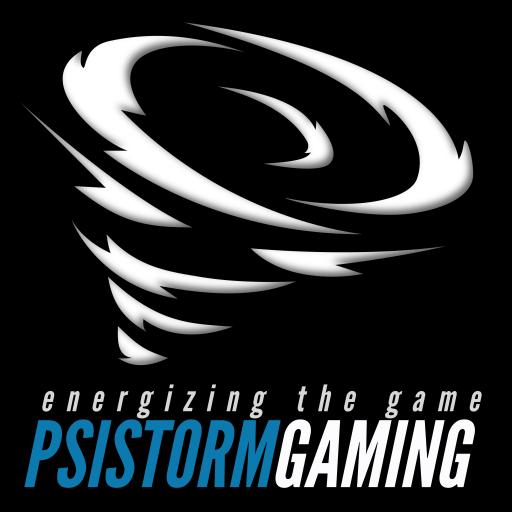 PSISTORM Gaming logo