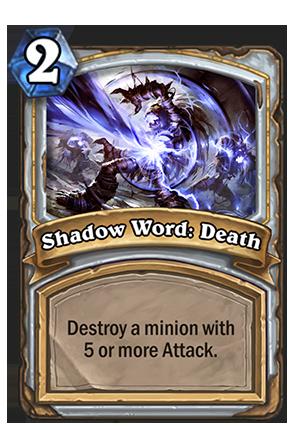 Shadow Word: Death