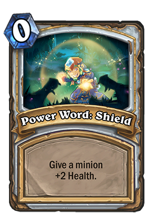 Word: Shield