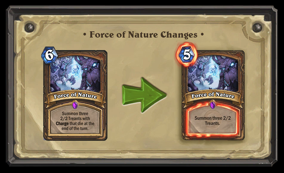 9PSZWHYZEASW1461136028442 - On this day in Hearthstone (20 April 2016) - TWELVE Classic/Basic card nerfs announced!