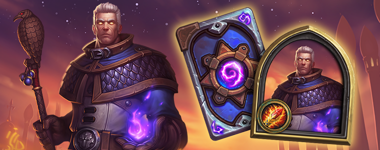 Khadgar Hero Set