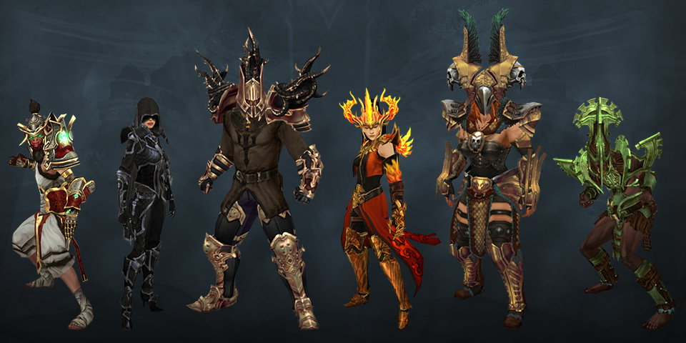 Diablo 3 Season 5 Details Released