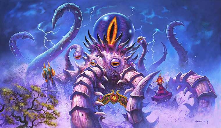 Hearthstone Expansion Madness at the Darkmoon Faire