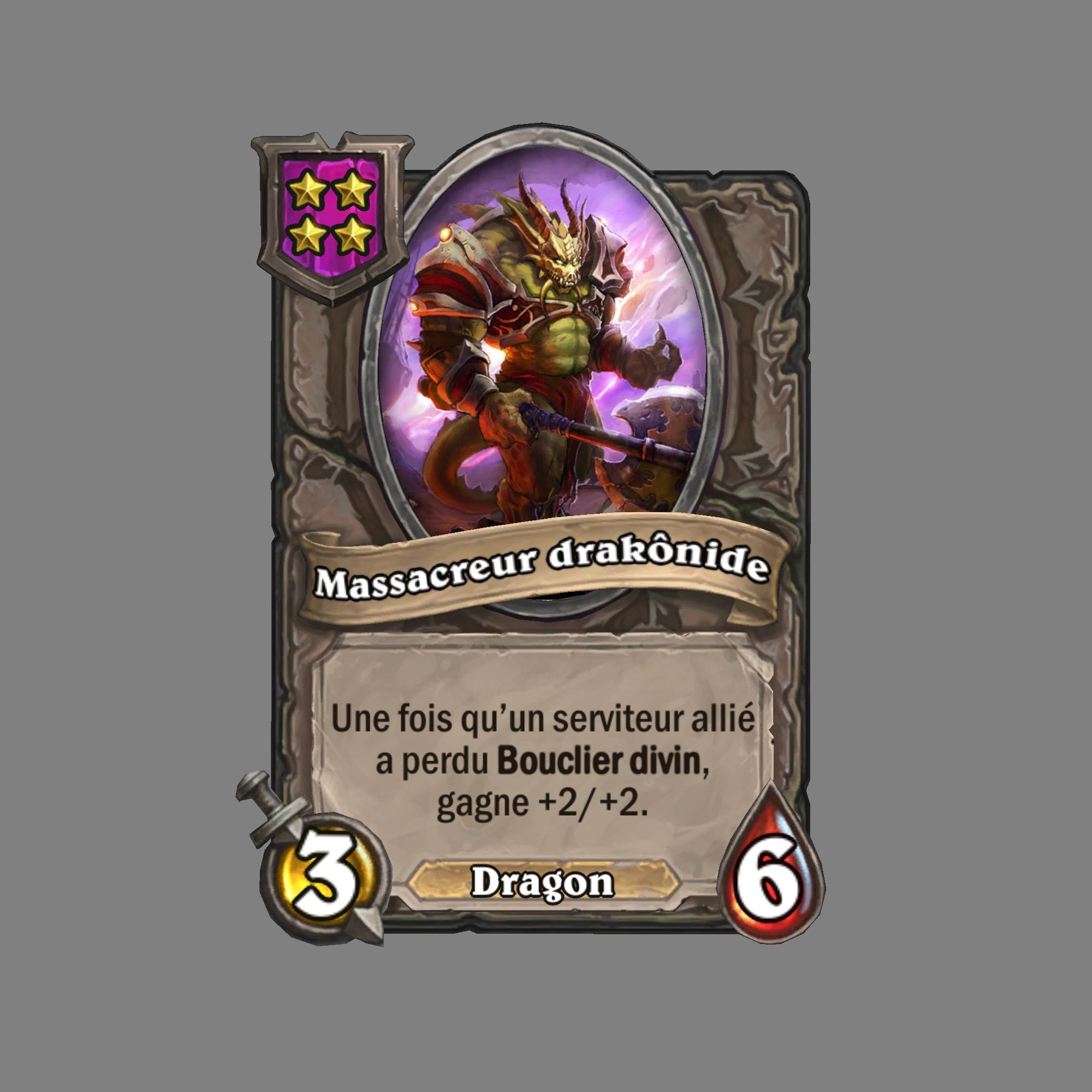 Massacreur drakônide