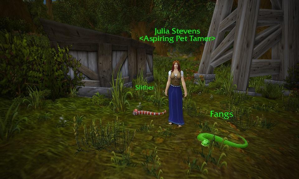 Major Payne's Advanced Pet Battles Training: Julia Stevens