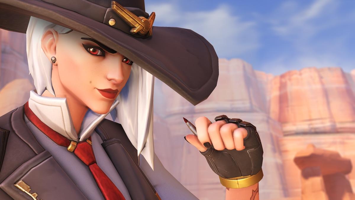 New Hero First Look: Ashe - News - Overwatch
