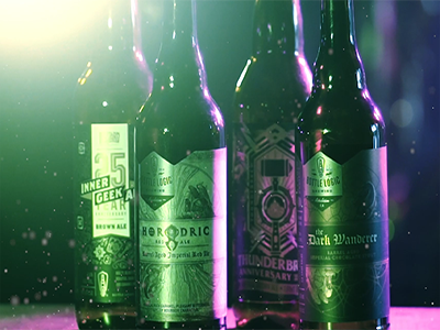 Blizzcon And Bottle Logic Beer A Starcraft Love Story Blizzcon