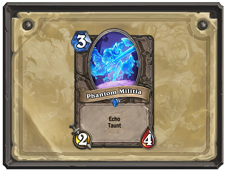 Hearthside Chat with Peter Whalen: Echo - Hearthstone