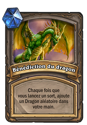 Bénédiction du dragon