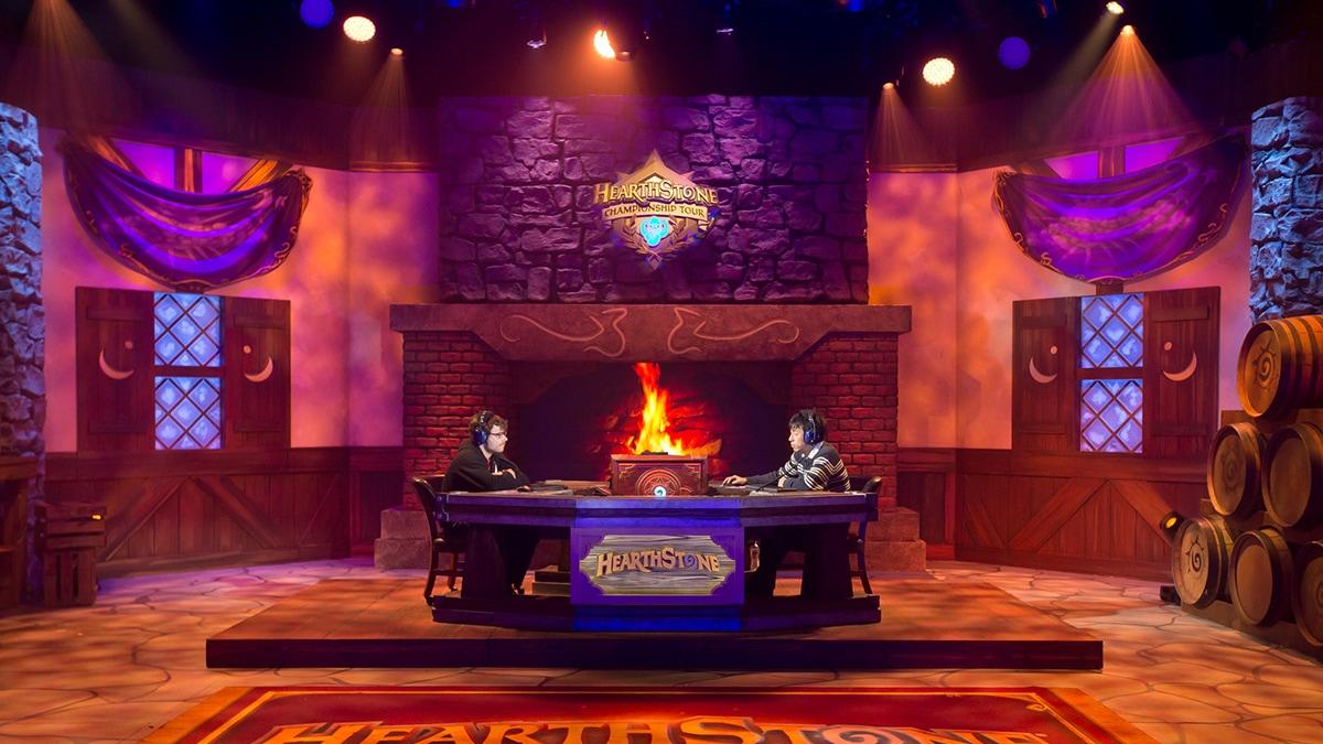Blizzard Arena Events