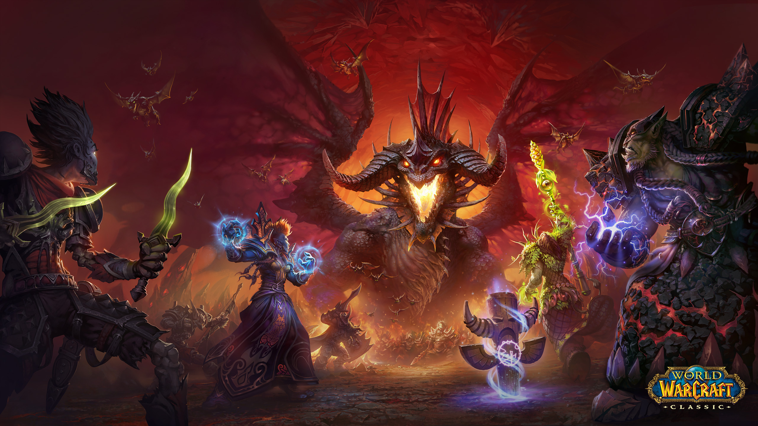 world of warcraft shadowlands wallpaper 2560x1440