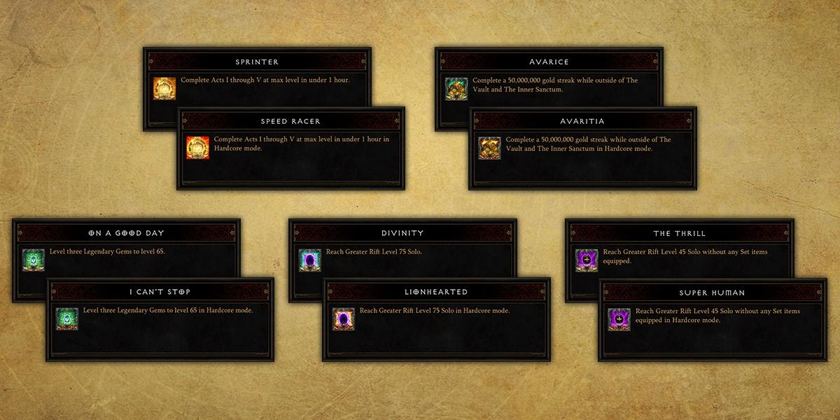 First Look — Season 7 Journey - Diablo III
