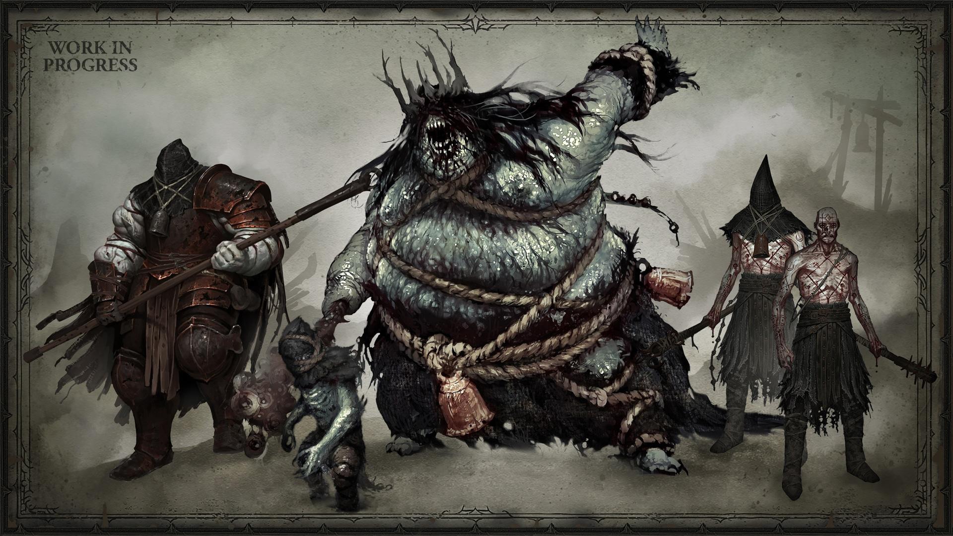 Diablo IV presenta a los caníbales, junto a más información sobre el desarrollo 1