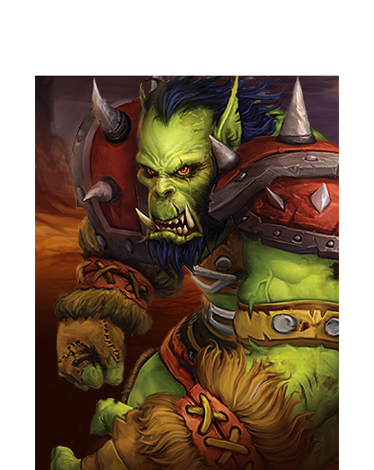 Orc - WoW