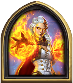 Fire Mage Jaina