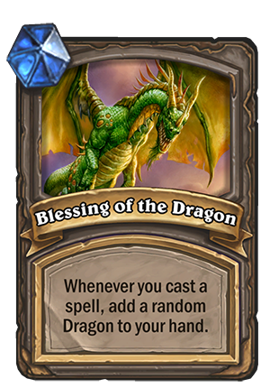 Blessing of the Dragon