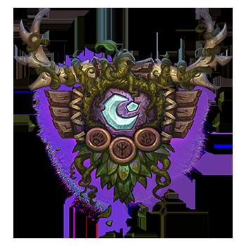 Druid class crest