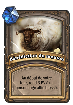 Bénédiction du mouton
