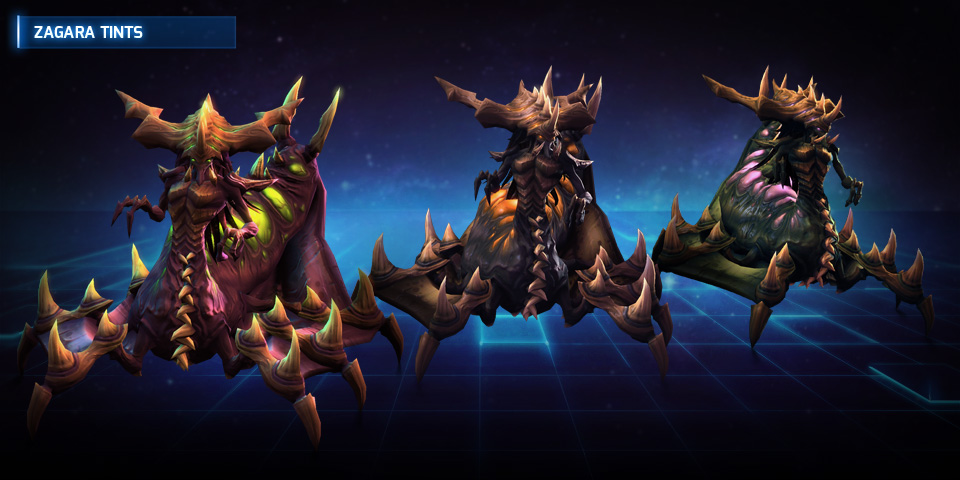 Zagara Hero Week Heroes Of The Storm Blizzard News Maximum of 4 nydus worms at a time. zagara hero week heroes of the storm