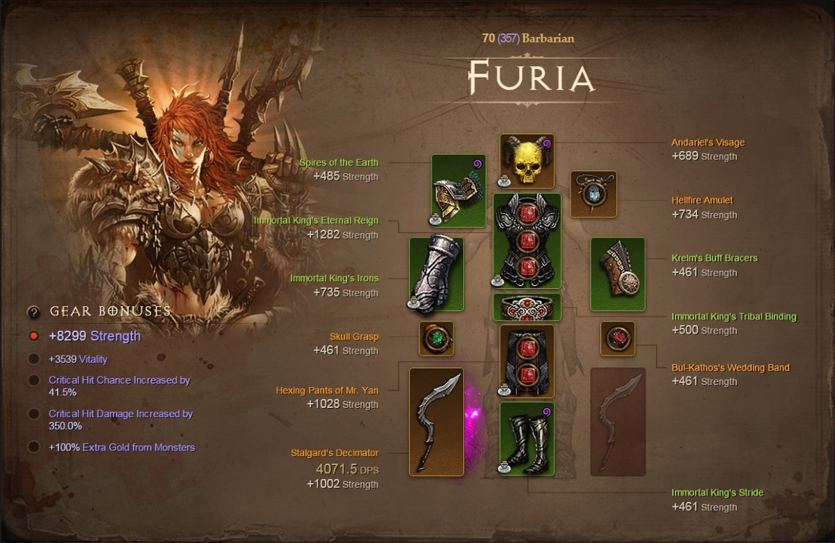Diablo  Xbox  Crusader Build