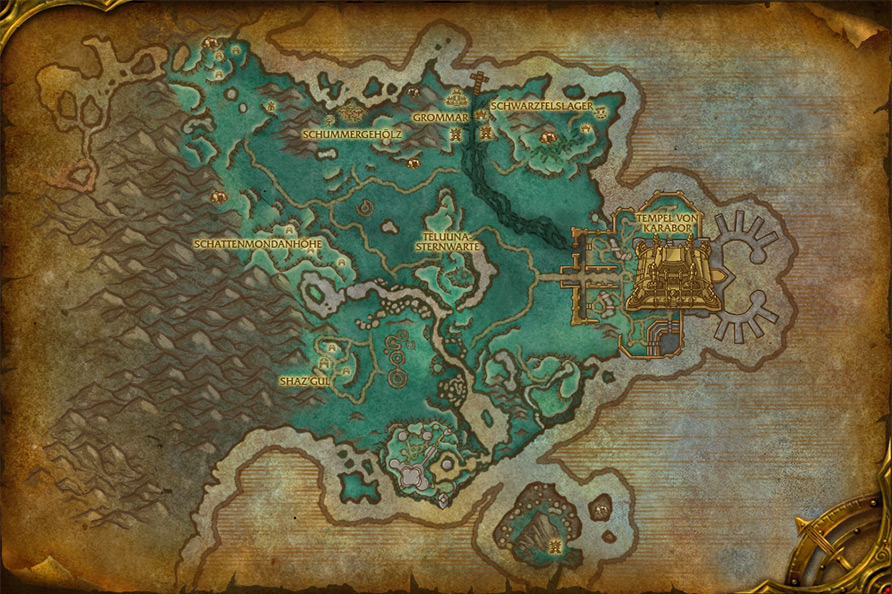 how to get to argus wow alliance