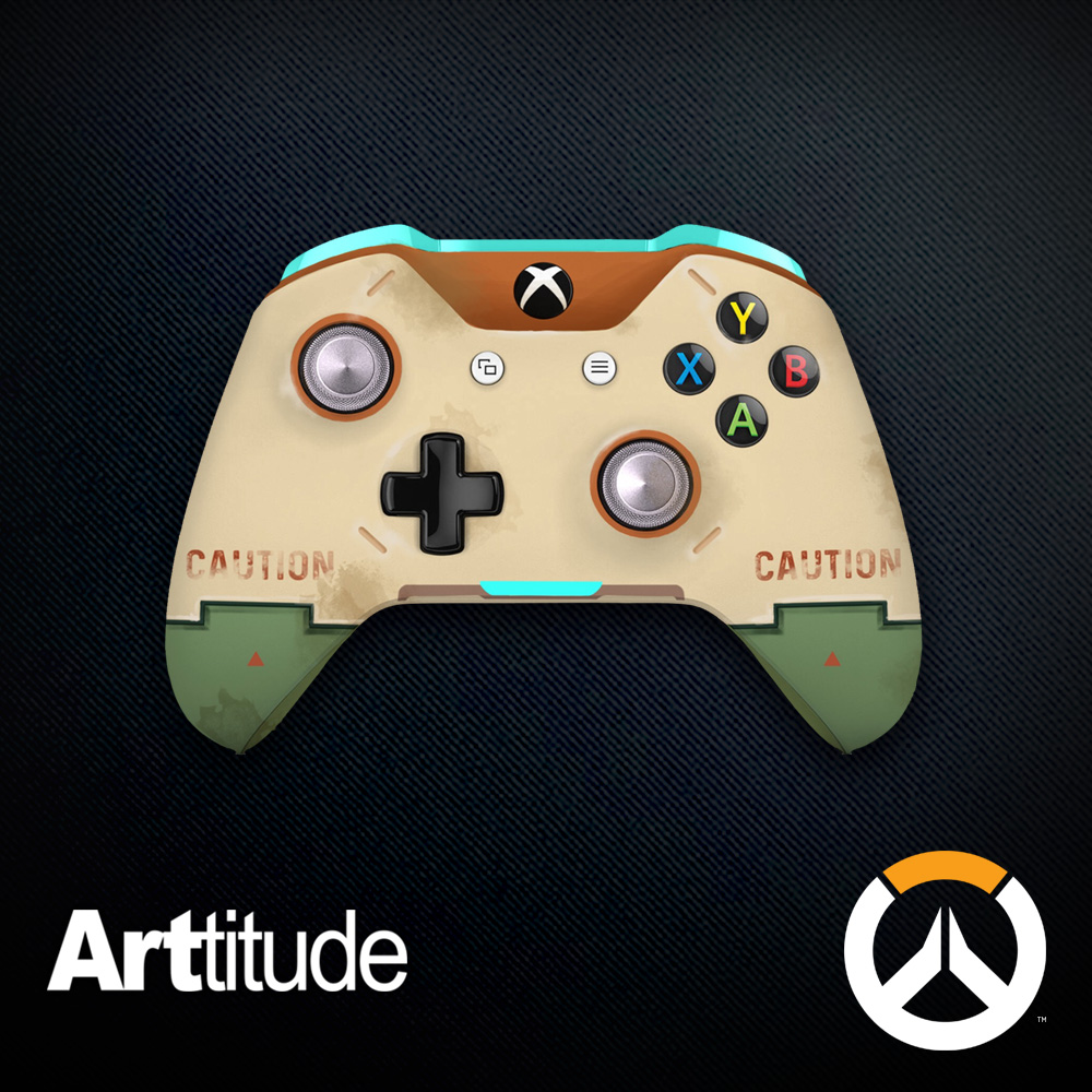 Overwatch Custom Controllers - News - Overwatch