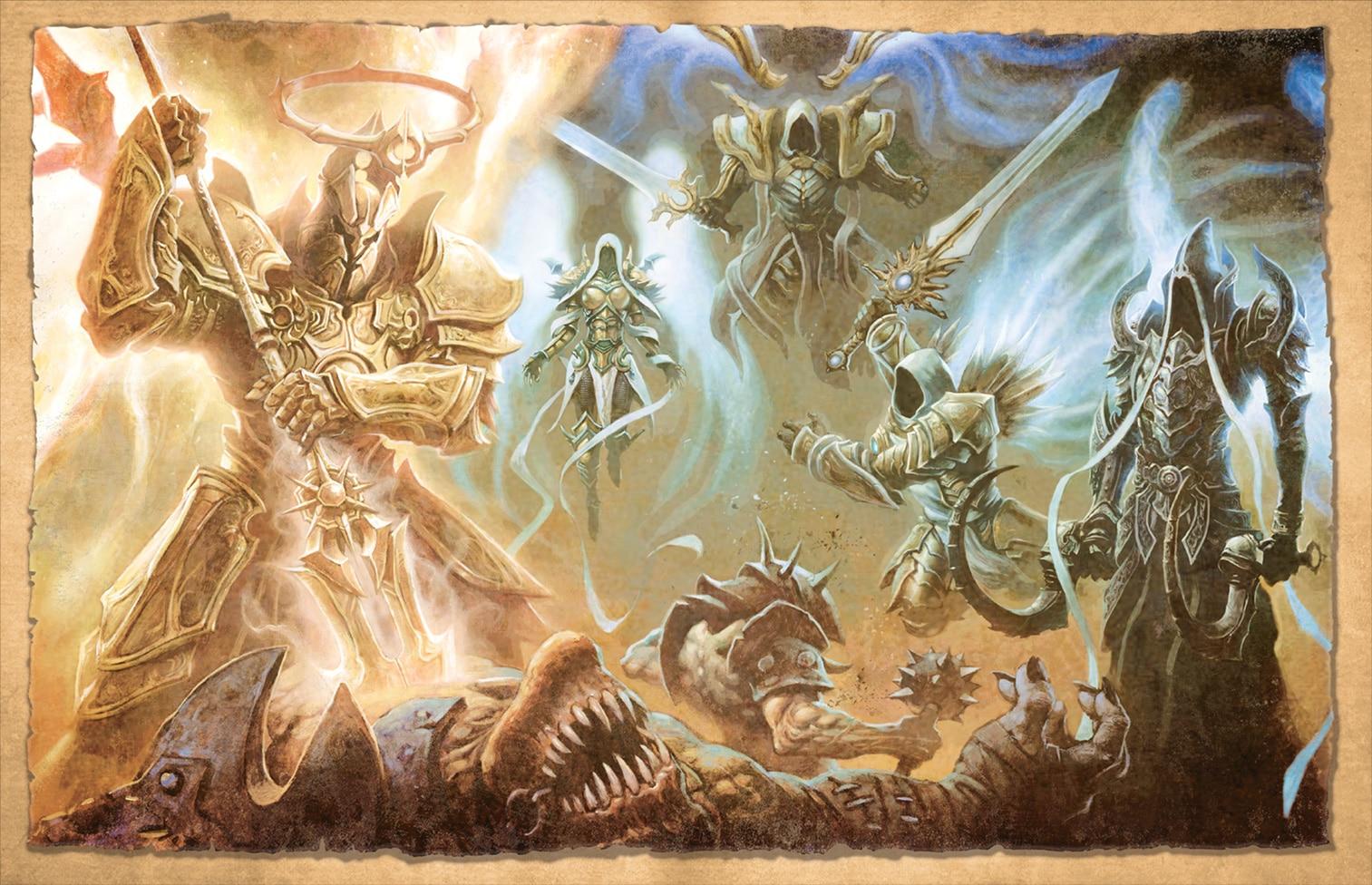 Book of Adria: A Diablo Beastiary Now Available - Diablo III