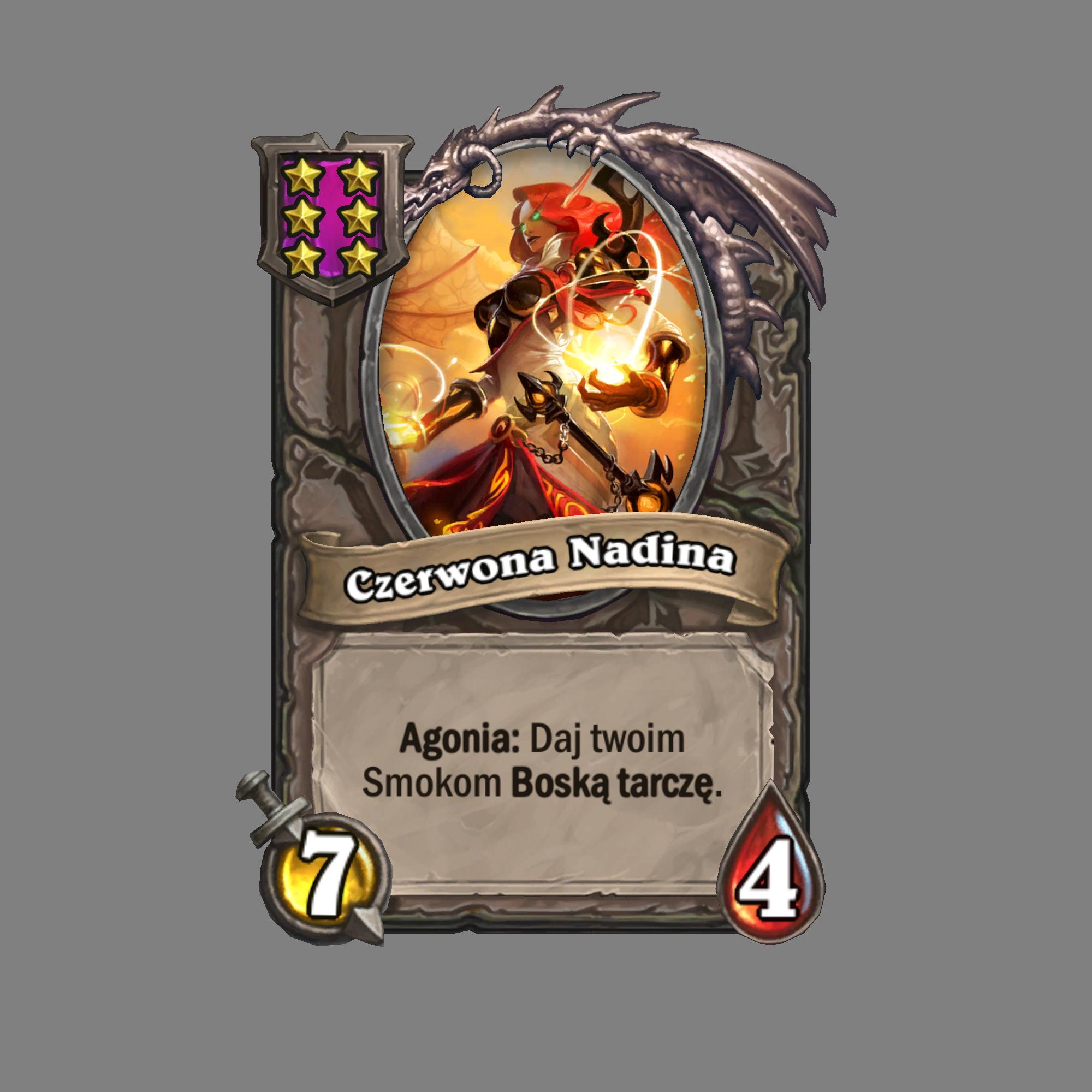 Czerwona Nadina