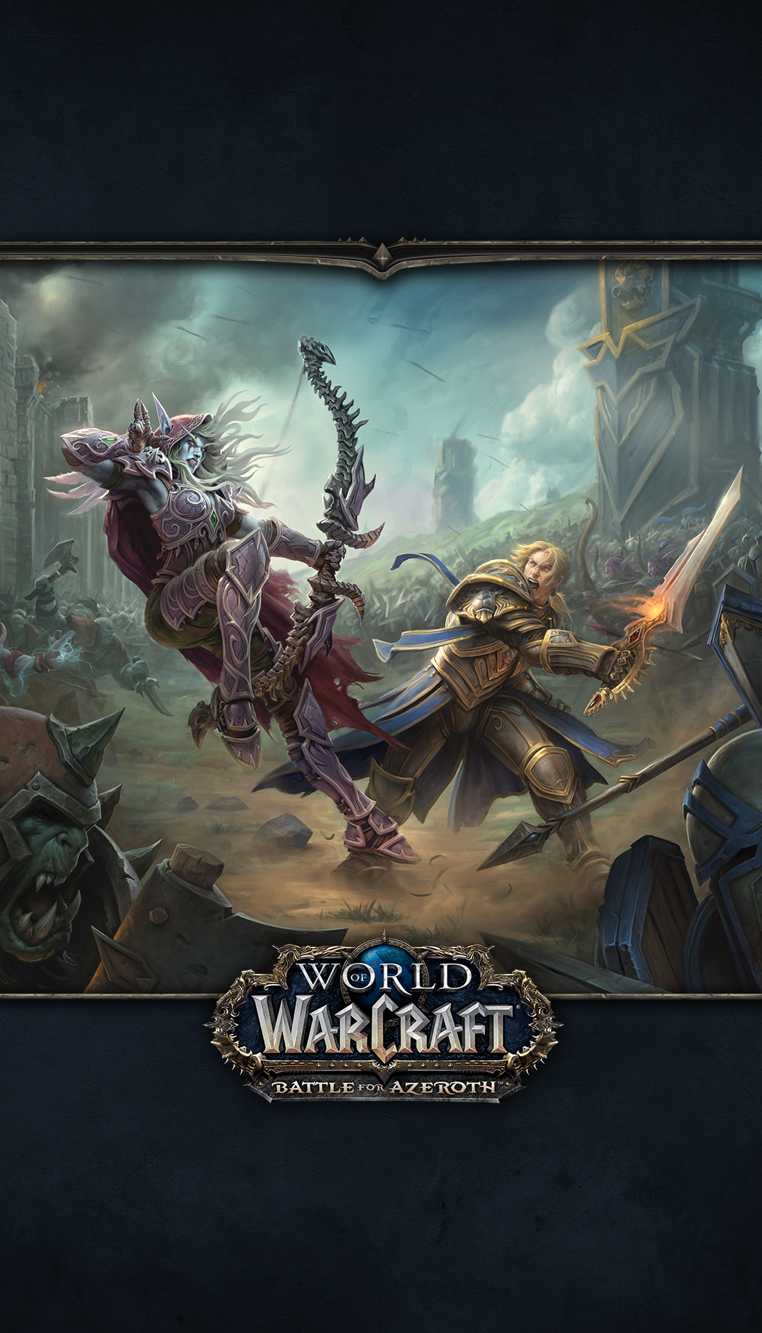 Battle for Azeroth - Media - WoW