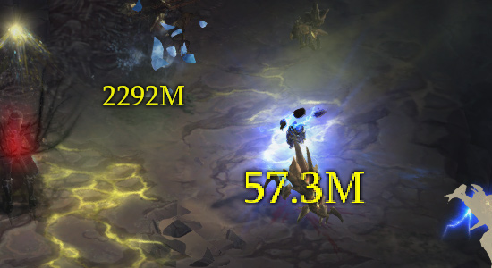 Engineering Diablo III's Damage Numbers - Diablo III