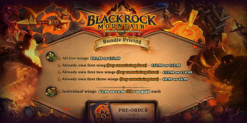 Blackrock Mountain USD Pricing