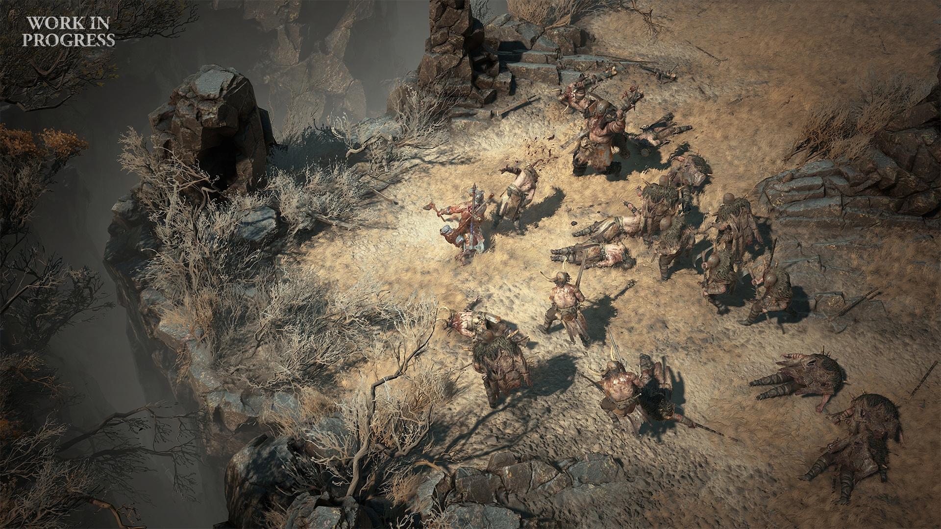 Diablo 4 Developer Update #1