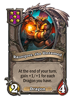 Razorgore, the Untamed