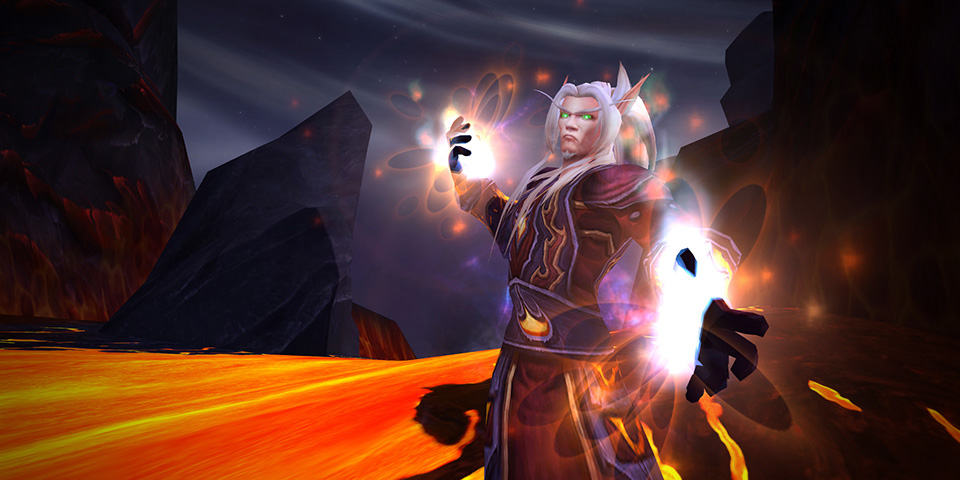 Legion Class Preview Series: Mage