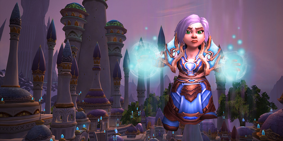 Legion Class Preview Series: Mage - WoW